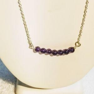 Gorgeous pendant necklaces  of Amethyst stones